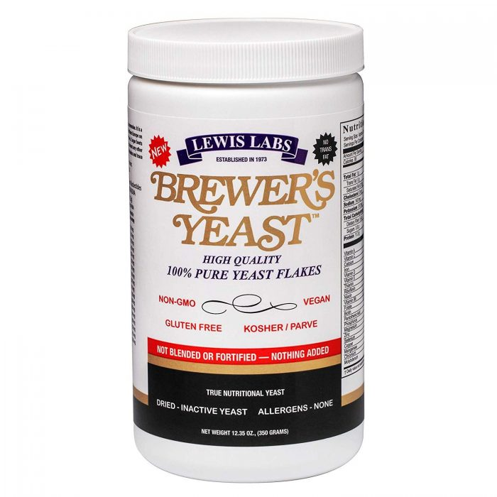 Lewis Labs Brewer's Yeast, 350g