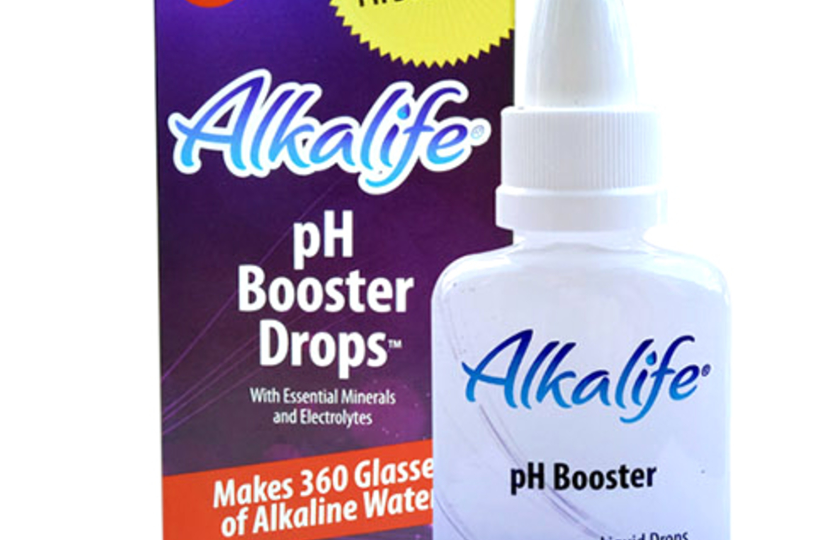 Alkalife pH drops and COVID-19