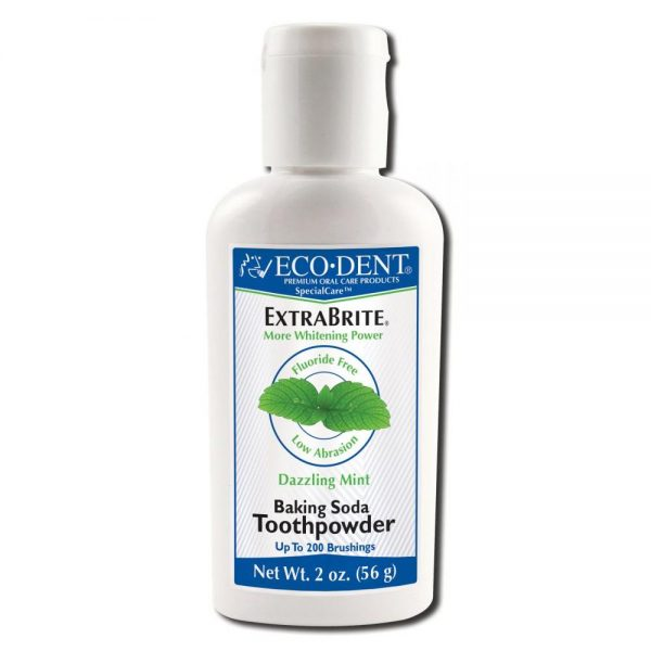 Ecodent_Extrabrite Dazzling Mint_Toothpowder product