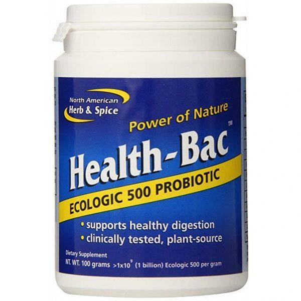 NAHS Health-Bac product