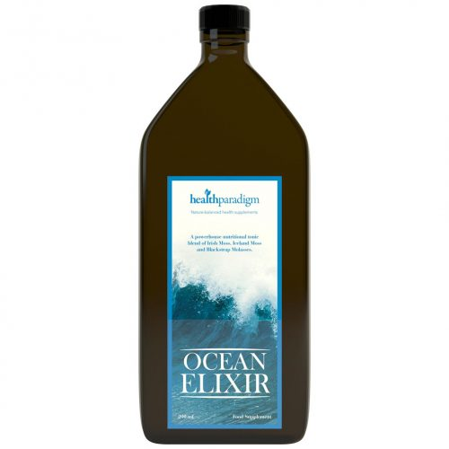 Ocean Elixir Irish Sea Moss - Health Paradigm