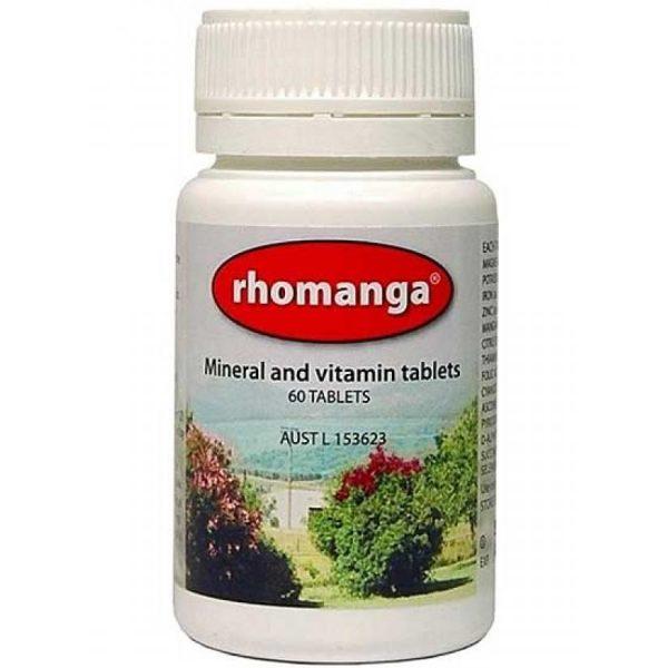 rhomanga